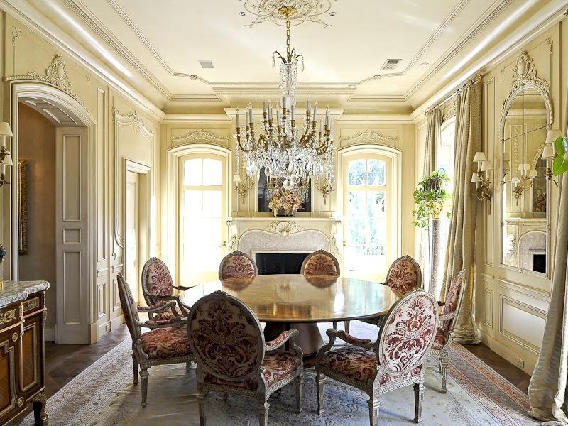 27 Beautiful Dining Rooms That Will Make Your Jaw Drop-5