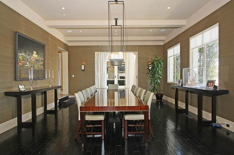 27 Beautiful Dining Rooms That Will Make Your Jaw Drop-7