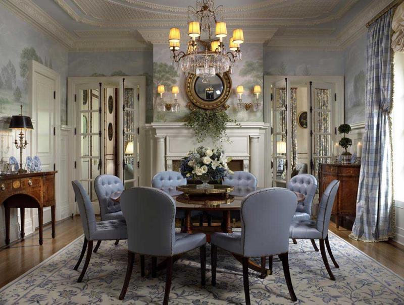 27 Beautiful Dining Rooms That Will Make Your Jaw Drop-title