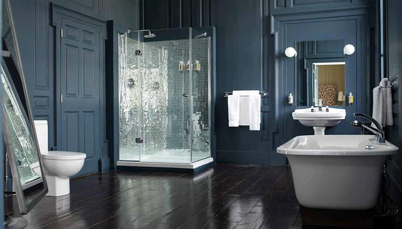28 Stunningly Luxurious Bathroom Designs-2