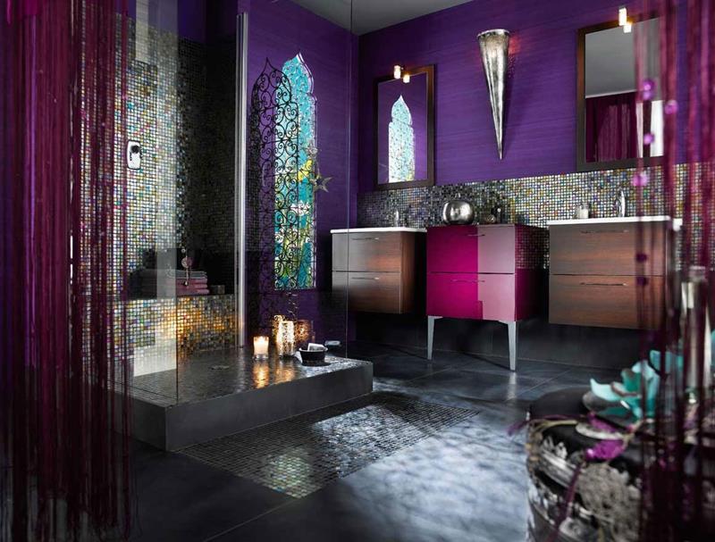 28 Stunningly Luxurious Bathroom Designs-24