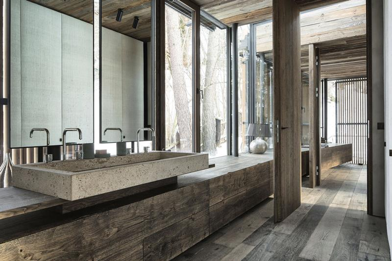 28 Stunningly Luxurious Bathroom Designs-27