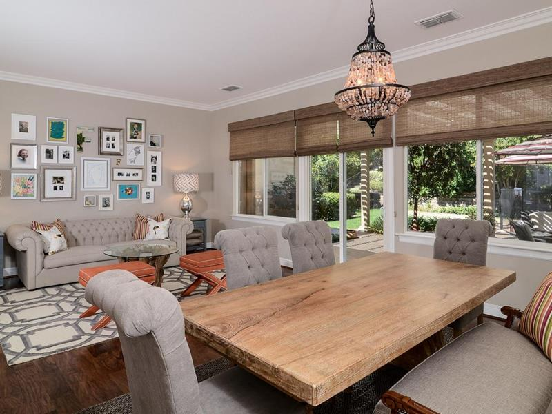 29 Awesome Open Concept Dining Room Designs-28