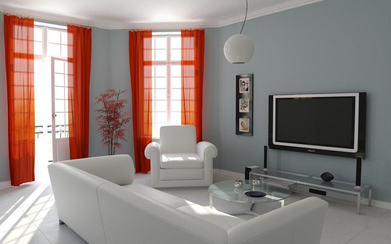 74 Small Living Room Design Ideas-13