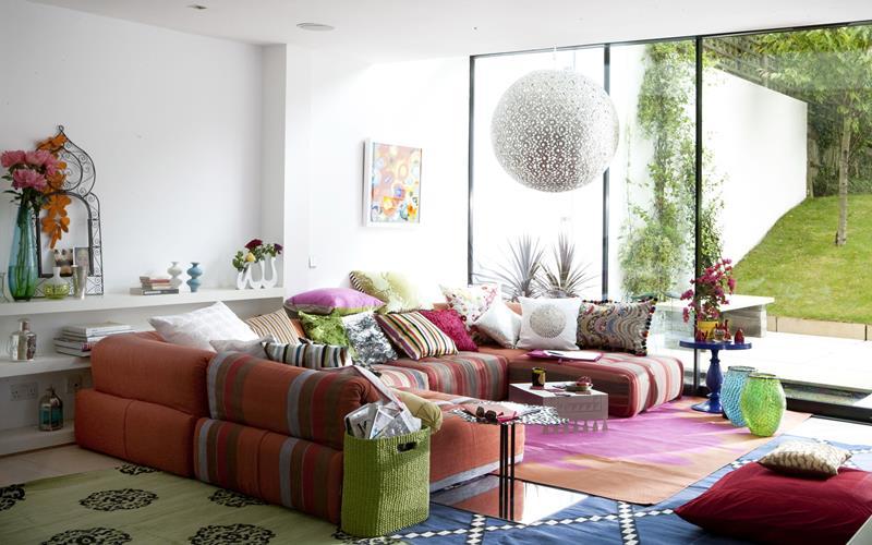 74 Small Living Room Design Ideas-23