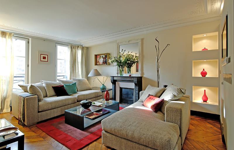 74 Small Living Room Design Ideas-24