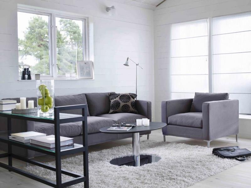 74 Small Living Room Design Ideas-31