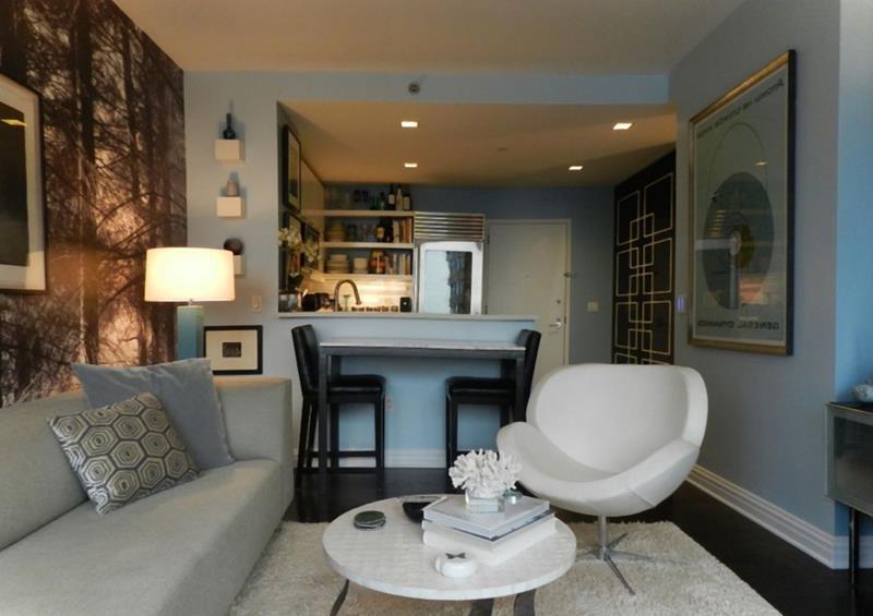 74 Small Living Room Design Ideas-32