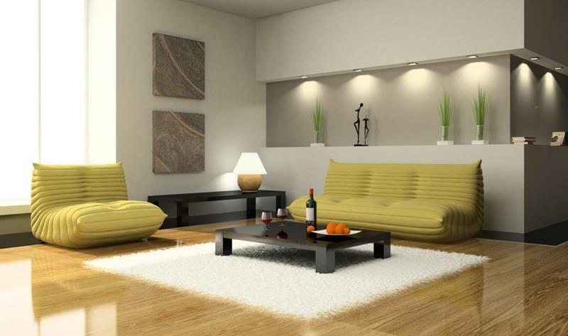 74 Small Living Room Design Ideas-33