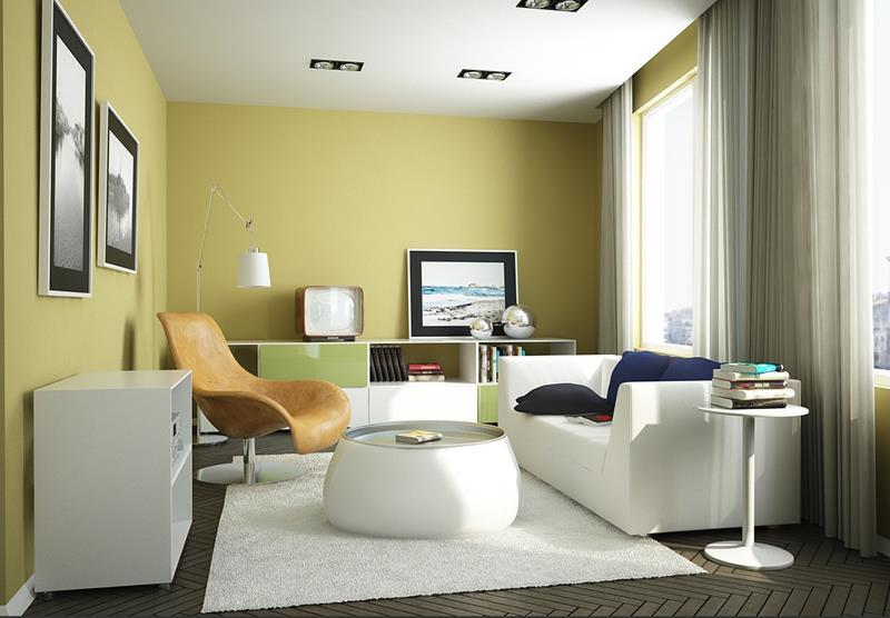 74 Small Living Room Design Ideas-34
