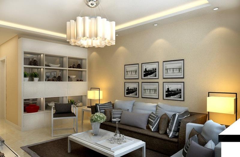 74 Small Living Room Design Ideas-41