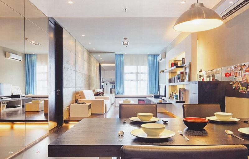74 Small Living Room Design Ideas-46