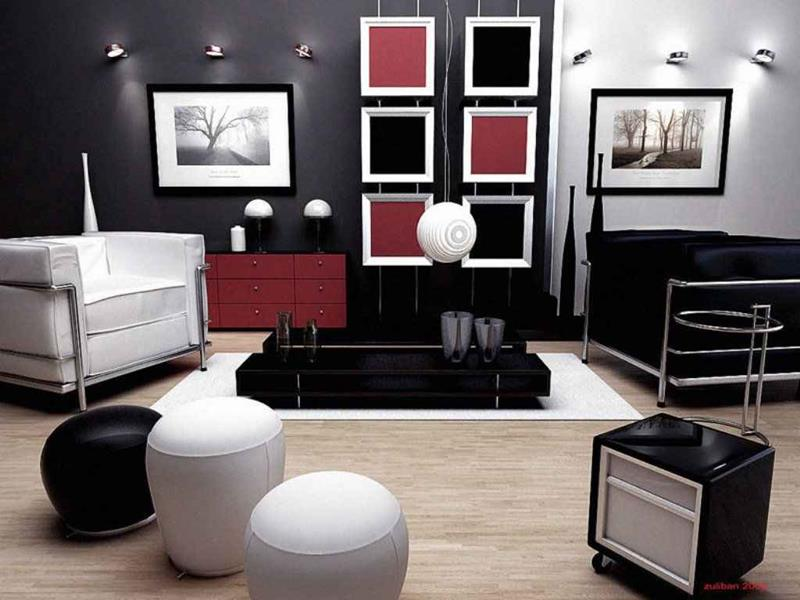 74 Small Living Room Design Ideas-50