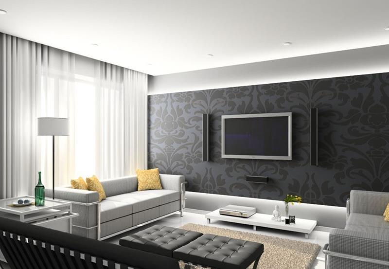 74 Small Living Room Design Ideas-51