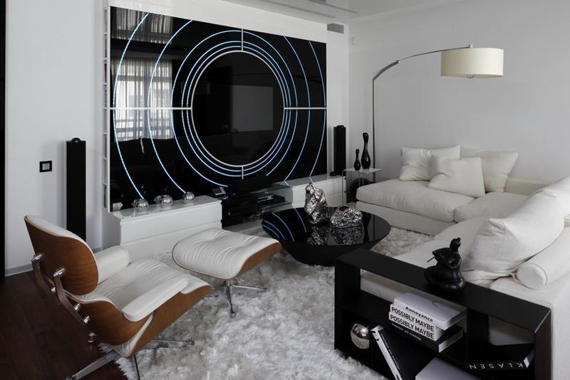 74 Small Living Room Design Ideas-54