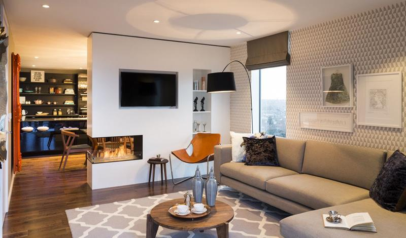 image named 74 Small Living Room Design Ideas 57