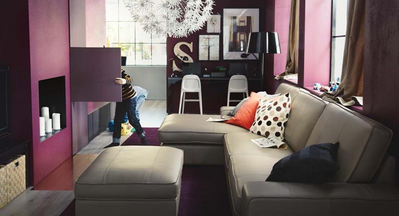 74 Small Living Room Design Ideas-60