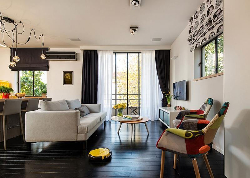 74 Small Living Room Design Ideas-61