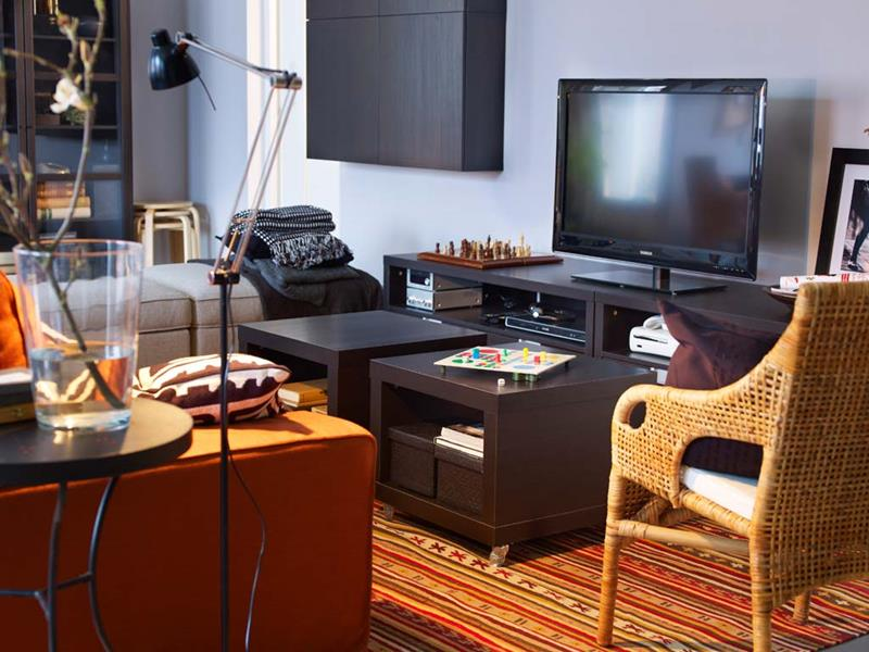 74 Small Living Room Design Ideas-67
