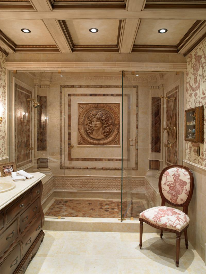 37 Bathrooms With Walk In Showers-10