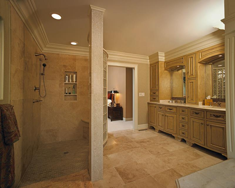 37 Bathrooms With Walk In Showers-12
