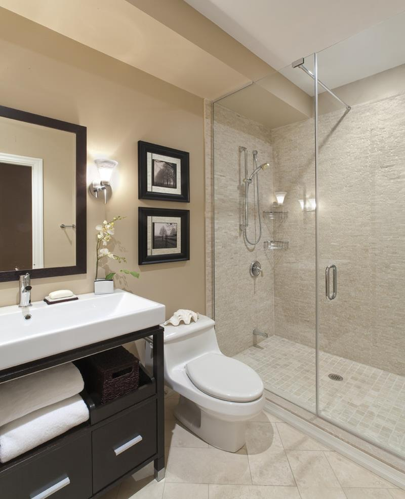 37 Bathrooms With Walk In Showers-13