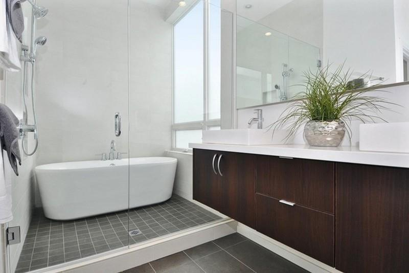 37 Bathrooms With Walk In Showers-20