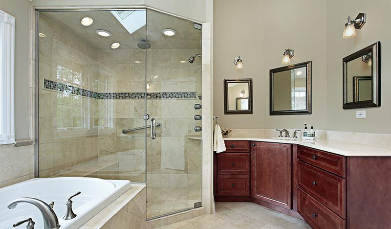 37 Bathrooms With Walk In Showers-32