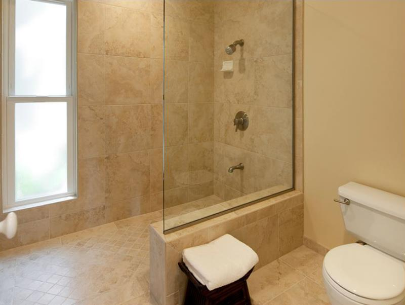 37 Bathrooms With Walk In Showers-33