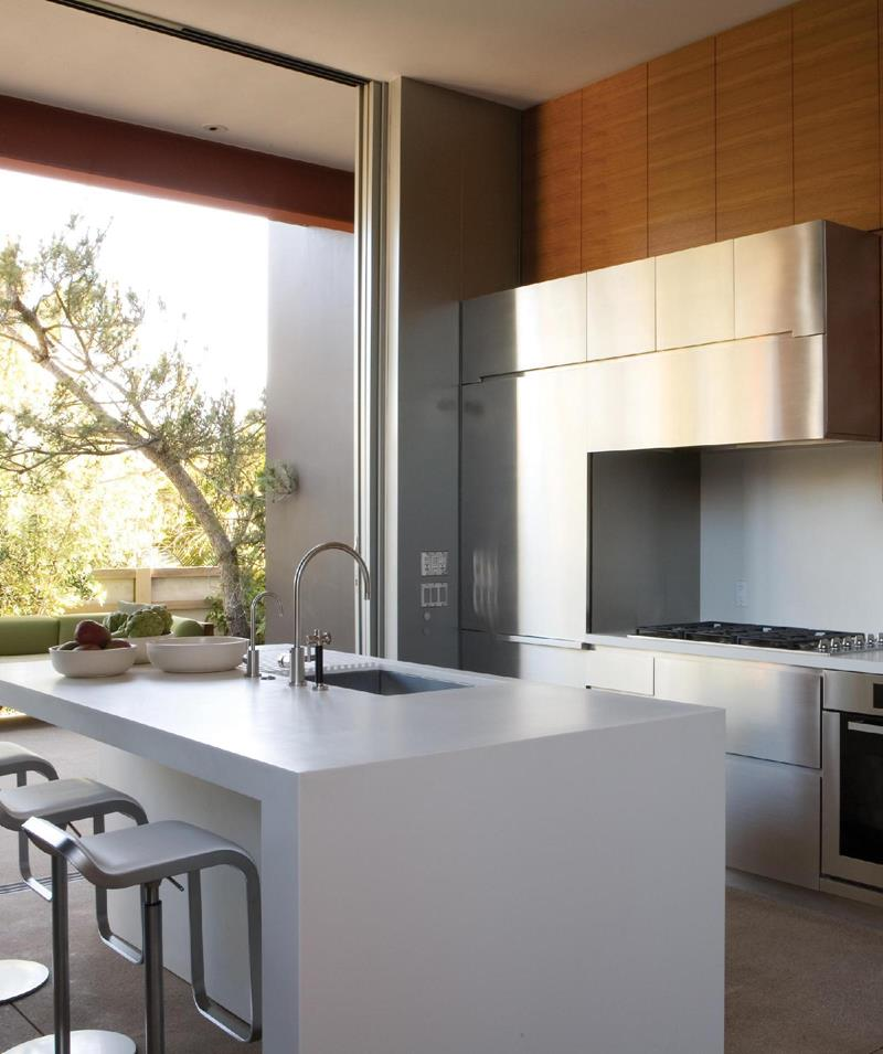 51 awesome small kitchen with island designs  page 9 of 10