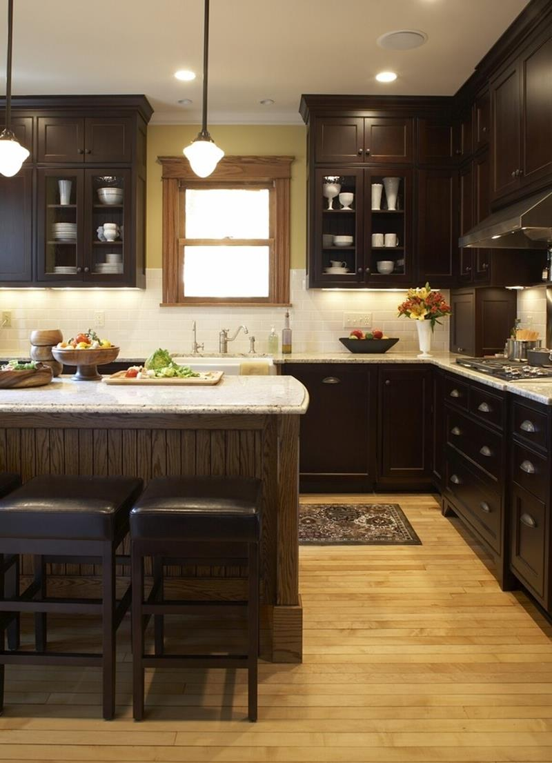 53 charming kitchens with light wood floors  page 9 of 11