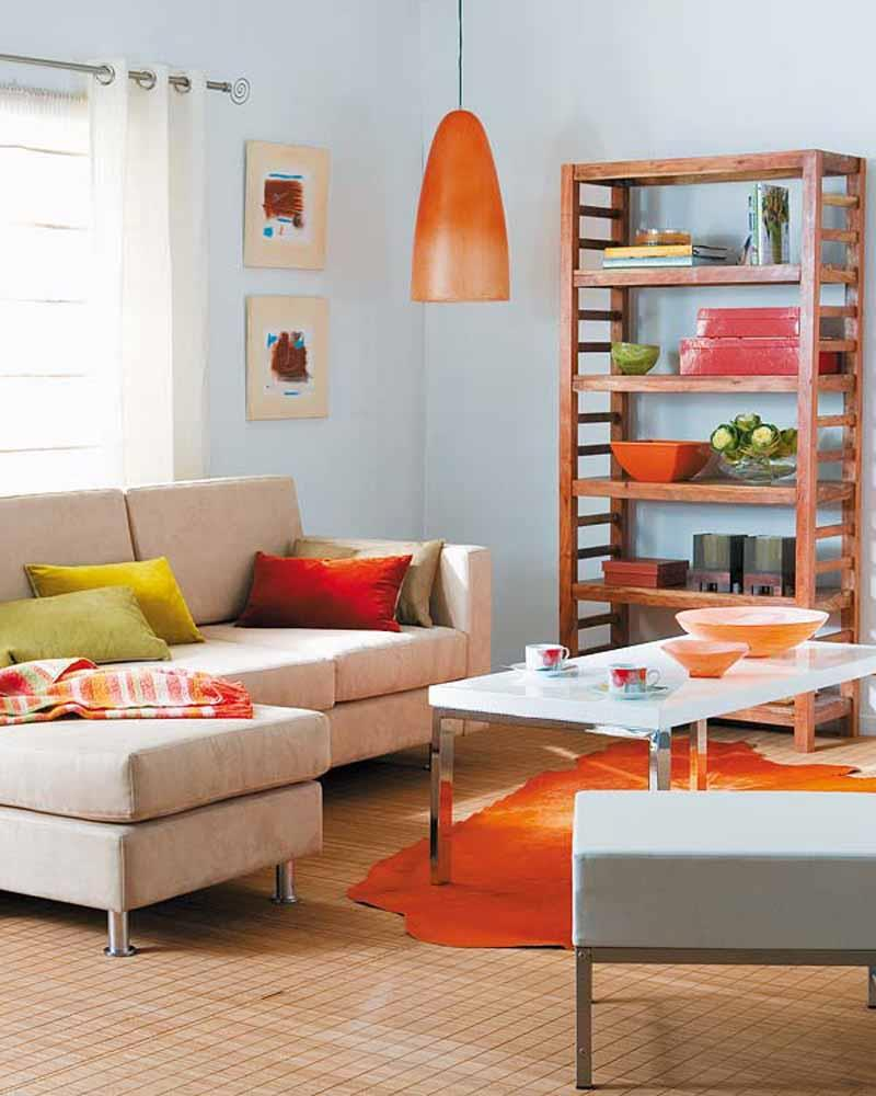 54 Comfortable and Cozy Living Room Designs-16