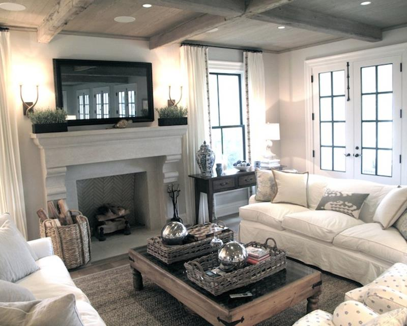 54 Comfortable and Cozy Living Room Designs-30
