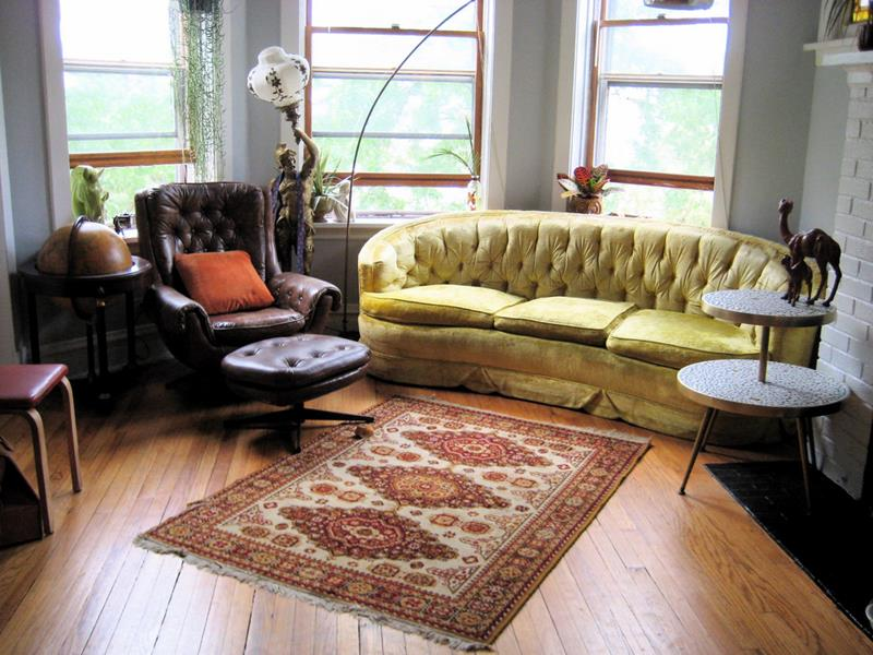 54 Comfortable and Cozy Living Room Designs-40