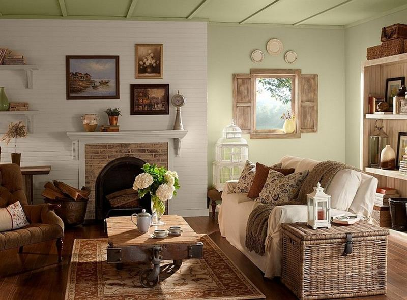 54 Comfortable and Cozy Living Room Designs-42