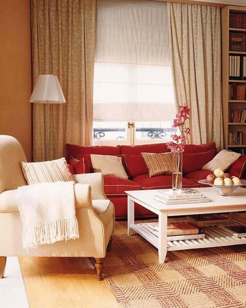 54 Comfortable and Cozy Living Room Designs-50