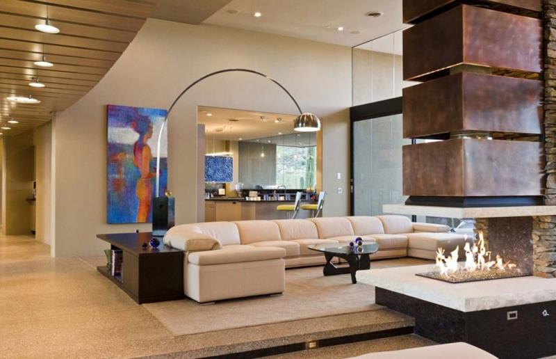 54 Comfortable and Cozy Living Room Designs-51