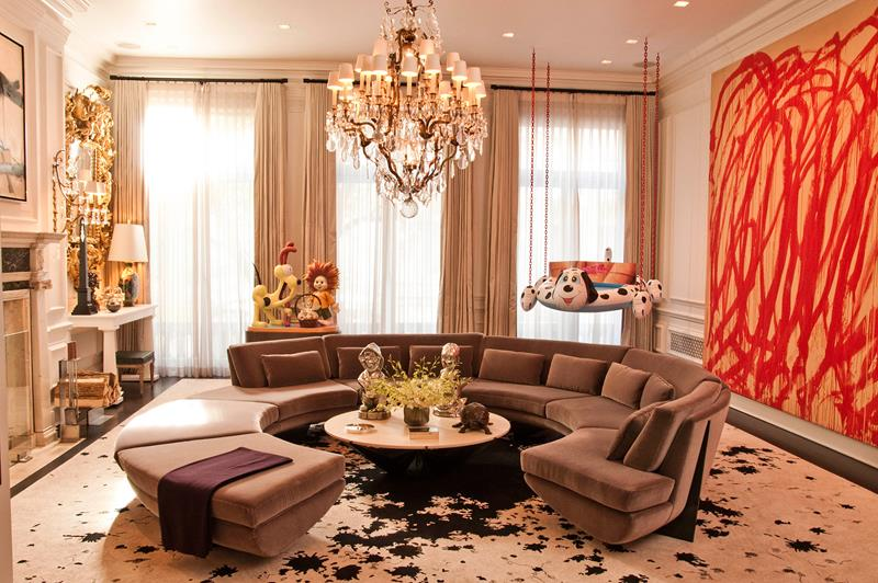 54 Comfortable and Cozy Living Room Designs-52