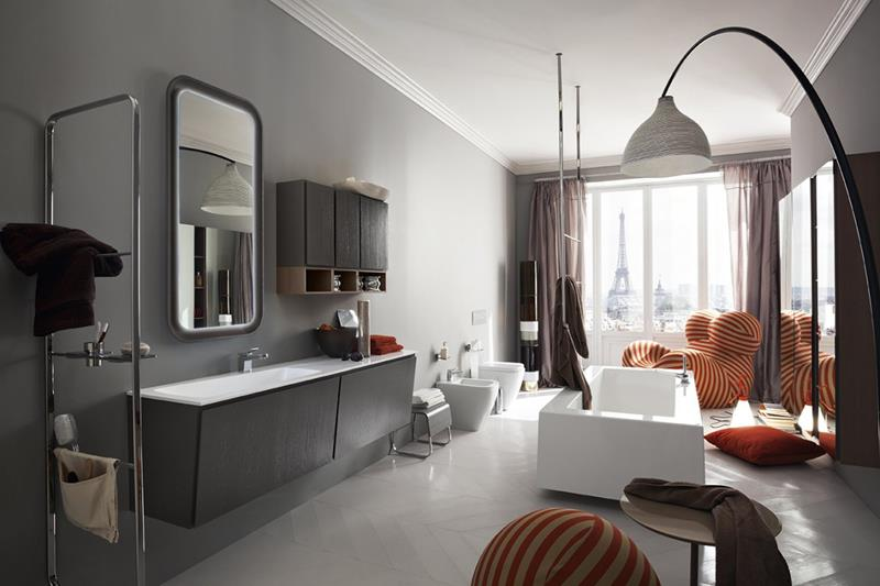 55 Amazing Luxury Bathroom Designs-51