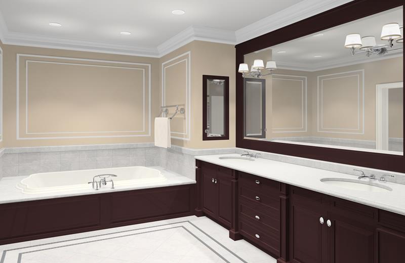 55 Amazing Luxury Bathroom Designs-53