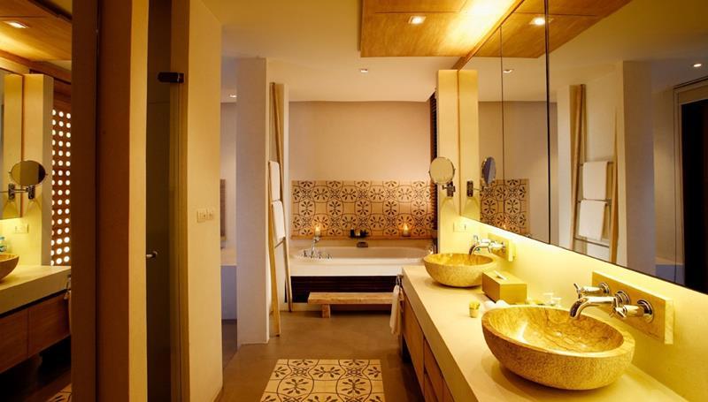 55 Amazing Luxury Bathroom Designs-55