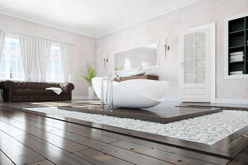 55 Amazing Luxury Bathroom Designs-7