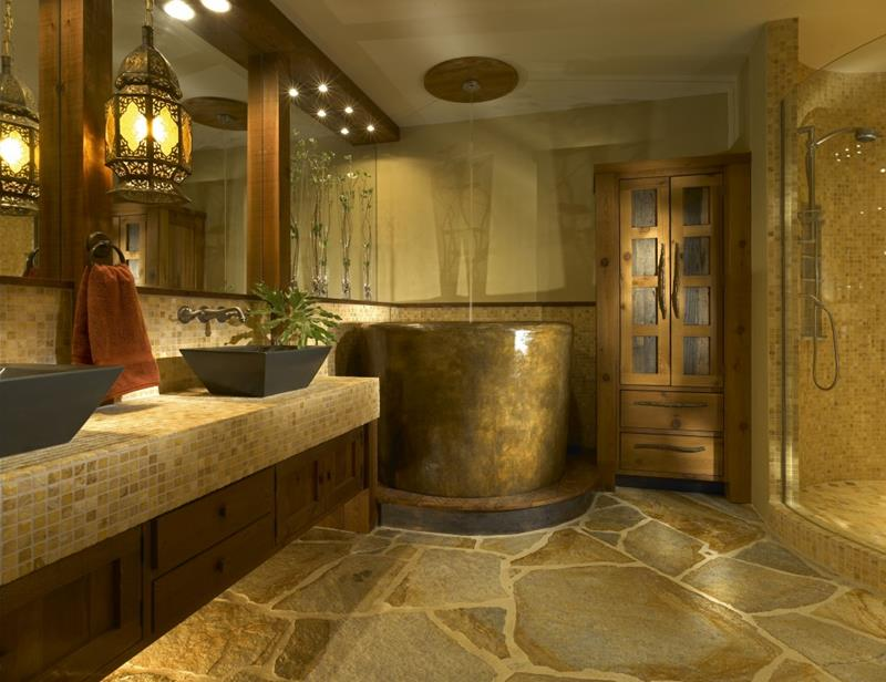 55 Amazing Luxury Bathroom Designs-8
