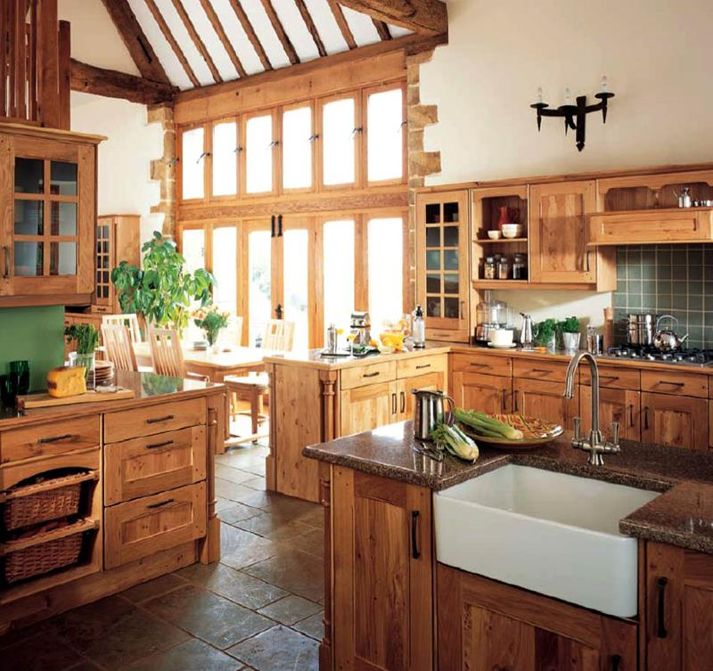 81 Absolutely Amazing Wood Kitchen Designs - Page 8 of 16