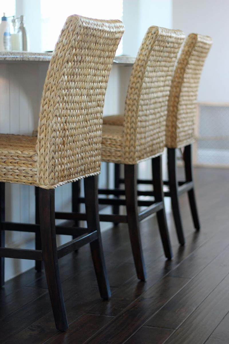 image named A Guide to Different Types of Barstools and Counter Stools title
