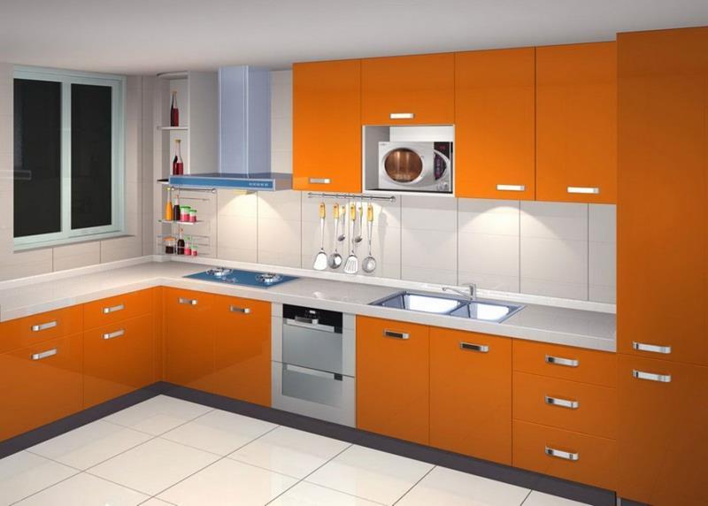 120 Custom Luxury Modern Kitchen Designs-108