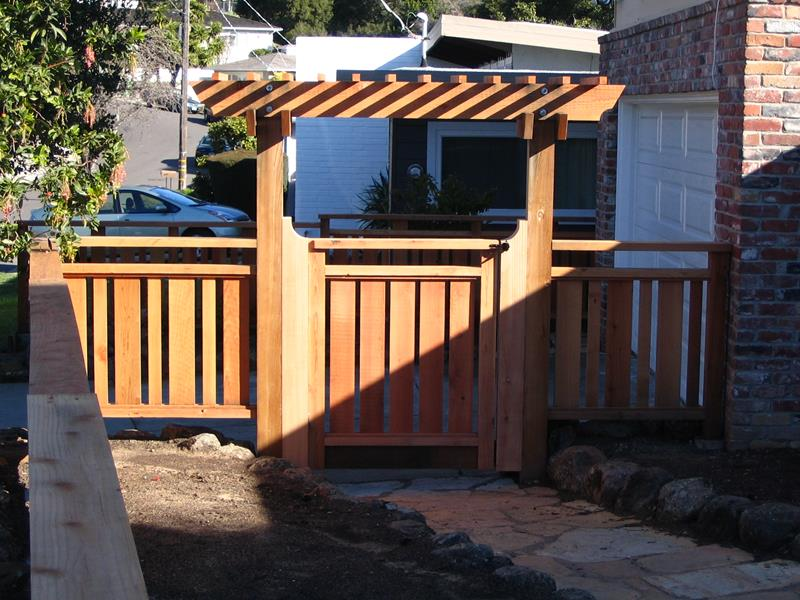 22 Awesome Fence Designs and Ideas-14