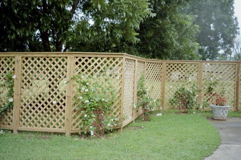 22 Awesome Fence Designs and Ideas-15