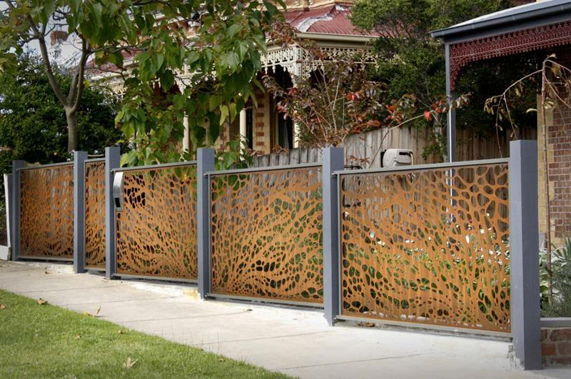 image named 22 Awesome Fence Designs and Ideas title