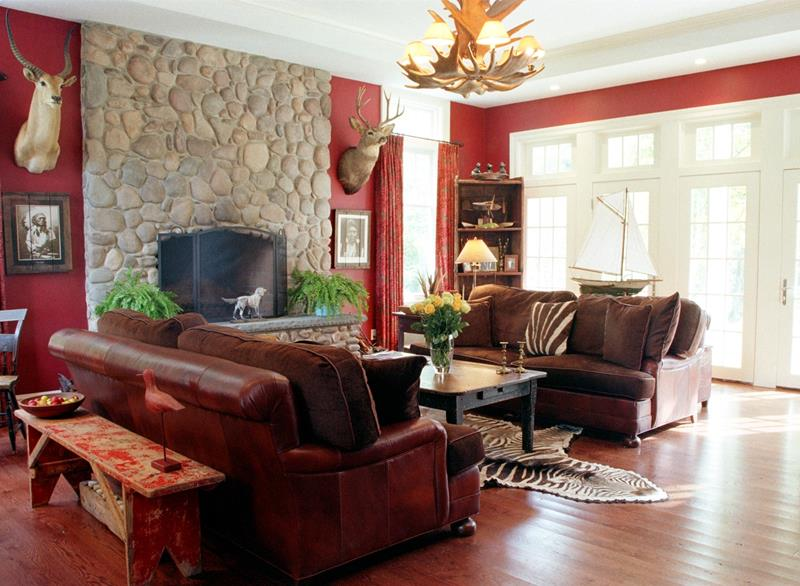 22 Elegant Living Rooms That Are Beautifully Decorated-16